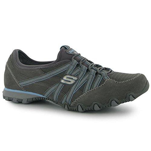 Skechers - Zapatillas para mujer Multicolor - Charcoal/Blue