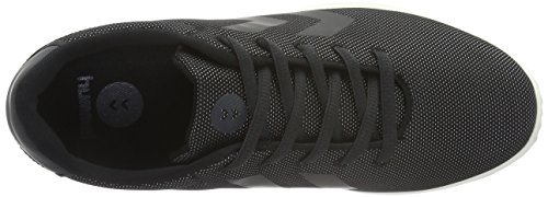 Chaussures black Fitness Starzero Noir Femme Hummel De C56Fnw