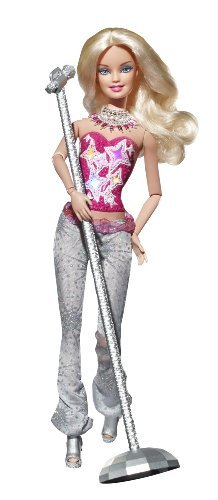 Barbie Fashionistas In The Spotlight Glam Doll]()