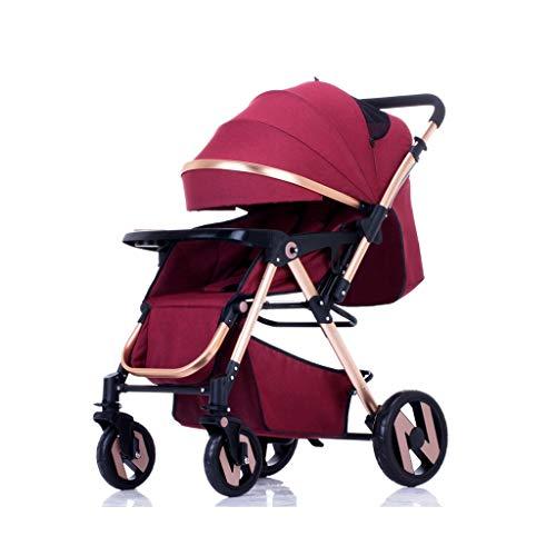 JKL Baby Pram,Travel System Convertible Baby Pushchair Buggy Multifunctional Baby Stroller