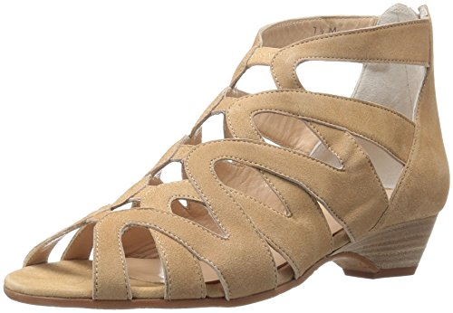 Amalfi Pumps - Amalfi by Rangoni Women's Dafne Dress Pump, Desert, 7.5 M US