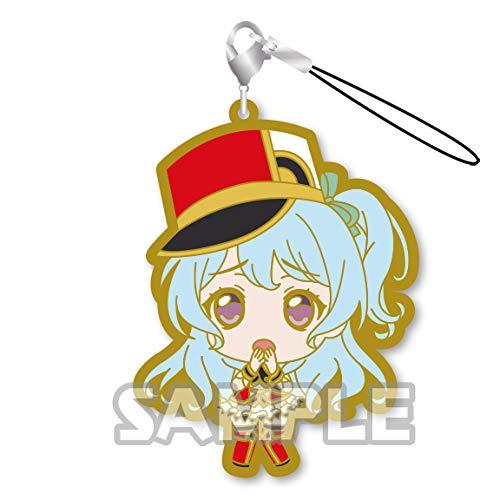 Bang Dream! Hello, Happy World! HaroHapi Matsubara Kanon Bandori Capsule Rubber Mascot Strap Collection Anime Art Bushiroad