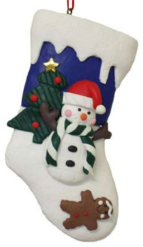 Snowman Ornaments Personalizable [1472813A] (Northstar Ornament)