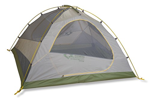 Mountainsmith Morrison EVO 4 Person 3 Season Tent, Cactus Green For Sale