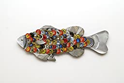 Beer Bottle Cap Bass Fish no.119 Bass