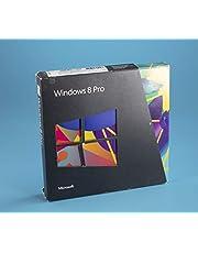 Microsoft Windows 8 Pro - Upgrade from Windows XP, Windows Vista or Windows 7, English