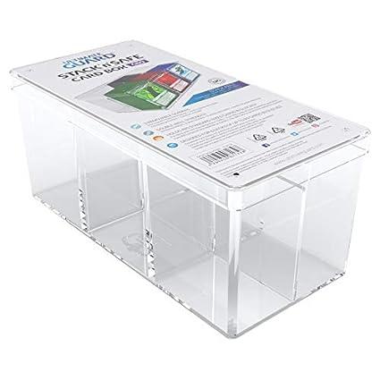 Amazon.com: Protector de tarjeta de plástico duro para caja ...