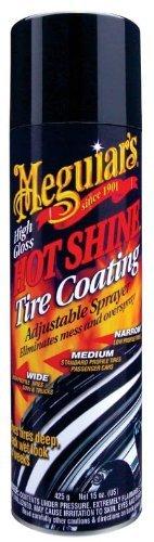 Meguiars G13815 15-oz. Hot Shine Tire Coating - Quantity 6