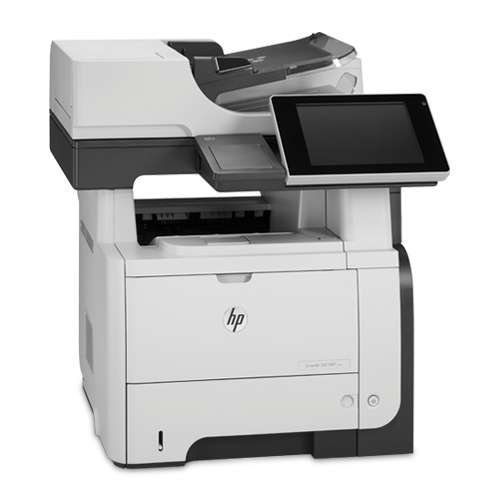 LaserJet 500 M525DN Laser Multifunction Printer – Monochrome – Plain Paper Print – Desktop