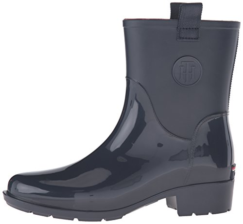 Pictures of Tommy Hilfiger Women's Khristie Rain Boot 8 M US 5