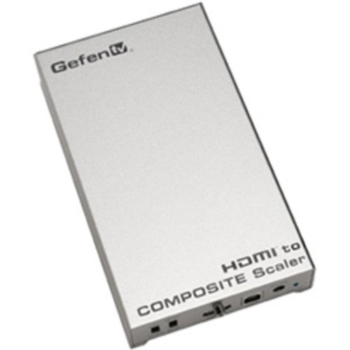 GEFEN GTV-HDMI-2-COMPSVIDSN HDMI to Composite/S-Video Scaler