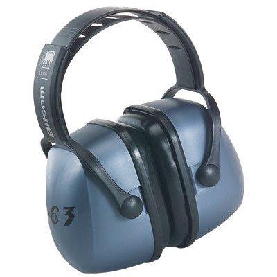 ClarityTM Earmuffs - headband earmuff - dielectric clarity c