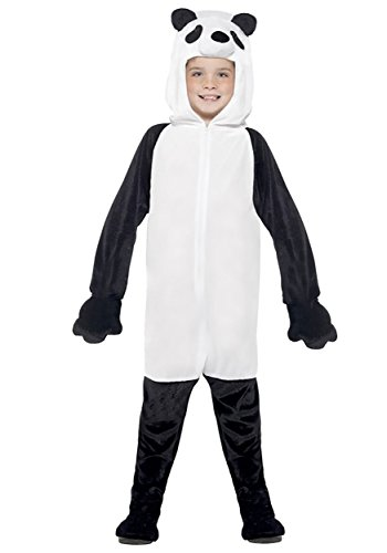 Panda Bear Kids Costume -