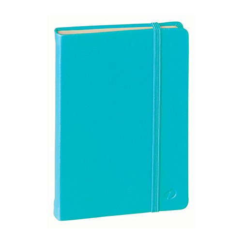 Quo Vadis Journal 6 25X9 25 Turquoise