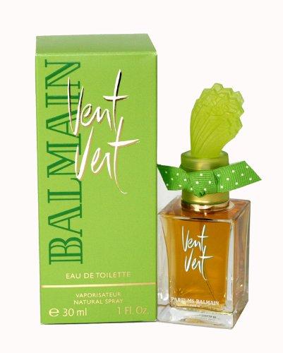 Vent Vert Perfume by Pierre Balmain for Women. Eau De Toilette Spray 1.0 Oz / 30 Ml