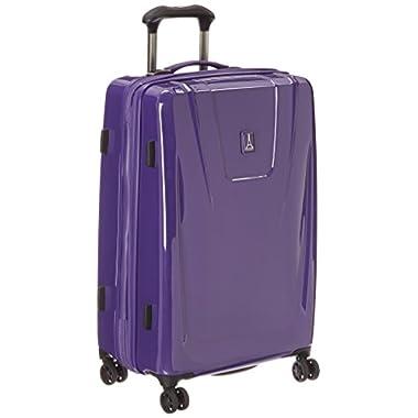 Travelpro Maxlite 25 Inch Exp Hardside Spinner, Grape, One Size