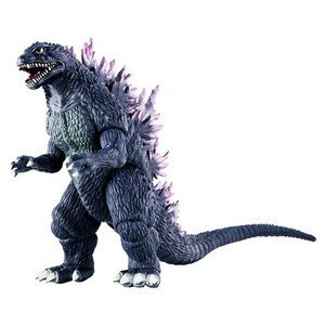 Bandai Godzilla Movie Monster Series Godzilla Millennium (Japan Import) from BANDAI