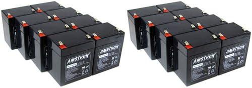 Amstron Replacement UPS Battery for APC SURT5000RMXLT