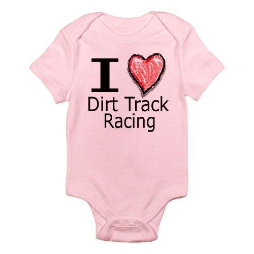 CafePress Racing Infant Bodysuit Romper