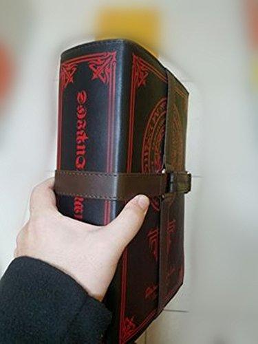 b23a3dc43ff7 Cool Design Unisex Stylish Magic Book Shaped Bag Vintage Satchel Inclined  Shoulder Bag