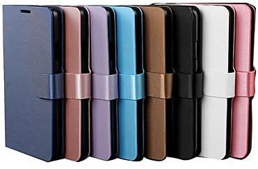 Comprar Banco de Estirar Completo Estuche de Cuero Cuerpo con Soporte para el iPhone 5/5S (Colores Surtidos), Púrpula: Amazon.es: Electrónica