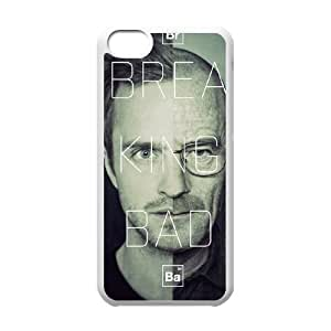 Cool Painting Breaking Bad Customized Cover Case for Iphone 5C,custom phone case case320195