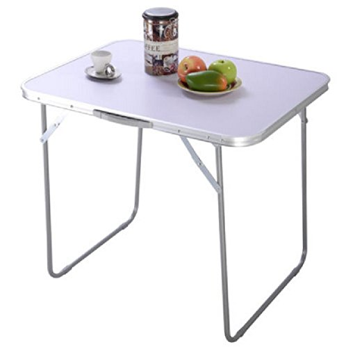 Portable Folding Table Coffee : In/Outdoor Picnic Party Dining Camping Desk 2FT