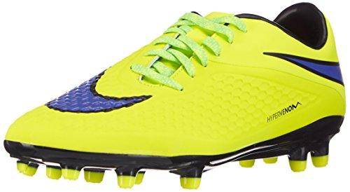 Nike Hypervenom Phelon Fg - - Hombre Morado / Amarillo