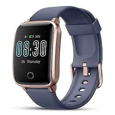 Smartwatch-LIFEBEE-Reloj-Inteligente-Impermeable-IP68-con-Monitor-de-Sueno-Pulsometros-Cronometros-Contador-de-Caloria-Pulsera-de-Actividad-Inteligente-para-Hombre-Mujer-ninos-con-iOS-y-Android