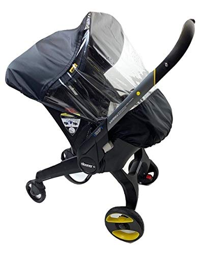 Sasha's Rain and Wind Cover for Doona Infant Car Seat - http://coolthings.us
