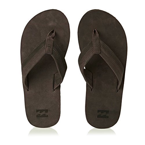 Billabong Herren Sandalen All Day Leather Sandalen Chocolate