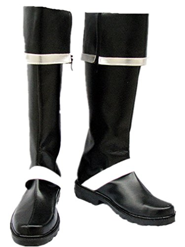 D Gray-man Lavi Version 3 cosplay costume Boots Boot Shoes Shoe
