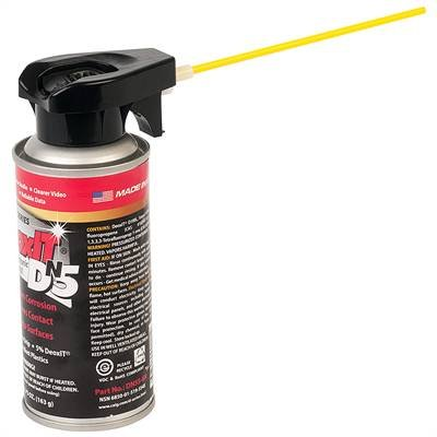 CAIG LABORATORIES DN5S-6N CONTACT CLEANER, SPRAY, 163G by CAIG Laboratories