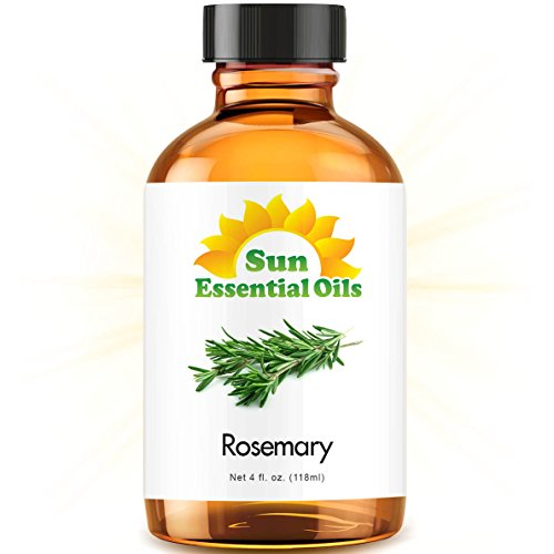 Rosemary (Large 4 ounce) Best Essential Oil