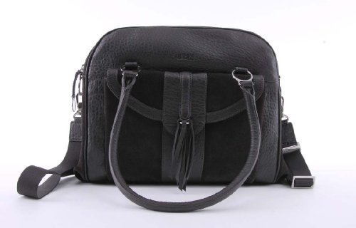 BREE, Business loopbag, Brigitte 20 Marrone (Dark Brown (Dunkelbraun))
