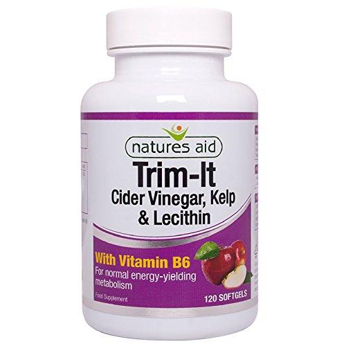 Natures Aid Trim-It (Cider Vinegar B6 Lethicin Kelp)