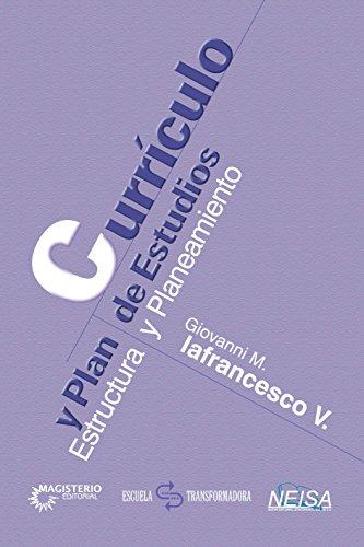 CURRICULO Y PLAN DE ESTUDIOS