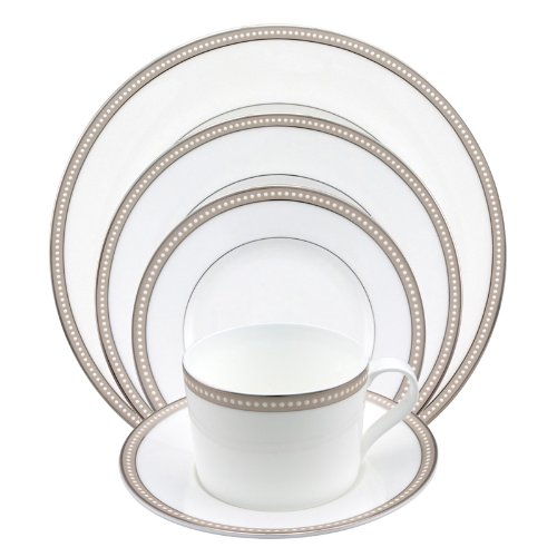 Nikko Oyster Pearl #12440 5 Pc Place Setting(s)