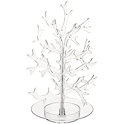 Amscan 34095 Party Supplies, Silver, 12""