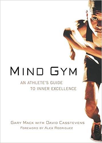 Image result for mind gym book cover