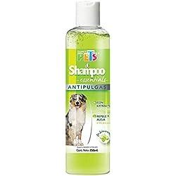 Fancy Pets Shampoo Essentials Antipulgas, 250 ml