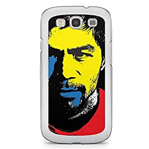 Manny Pacquiao Samsung Galaxy S3 Transparent Edge Case - Pound for Pound King