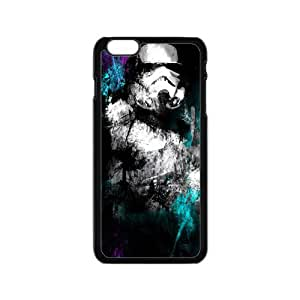 Black mysterious man Cell Phone Case for iphone 6 plusd 5.5