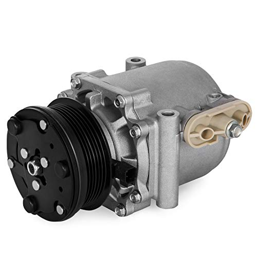 Mophorn CO 2486AC 5W1Z19V703AA A/C Compressor 2003-2006 AC Clutch 4.6L/5.4L Air Conditioning Compressor Fit for Ford Expedition Navigator (03-06 Ford Expedition Navigator)