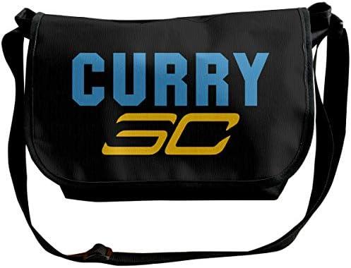 ショルダーバッグ スポーツバッグ ワンショルダー ステフィン カリー メッセンジャーバッグ 斜めがけ ボディバッグ 肩掛けバック 大容量 A4ファイル収納可能 多機能 日常お出かけ 通勤 通学 無地 メンズ カバン ユニセックス