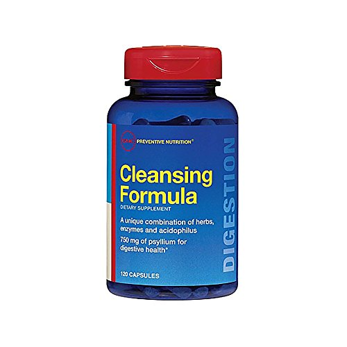 GNC Preventive Nutrition Cleansing Formula California Only