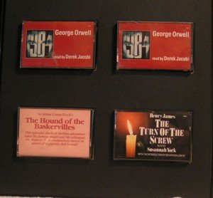 Orwell's 1984, the Hound of the Baskervilles and the Turn of the Screw (The One Hundred Greatest Books, Vol. 12, The Cassette Library) (Orwells Cassette)