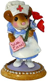 product image for Wee Forest Folk Nurse Goodheart M470 Blue
