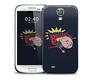 Bullshit Man Karl Pilkington Samsung Galaxy S4 GS4 protective phone case