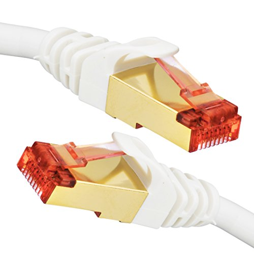 Ethernet Internet Dual Shielded Supports Snagless